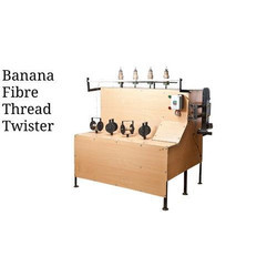 Banana Fibre Thread Twister