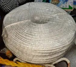White Plain Polyester Rope