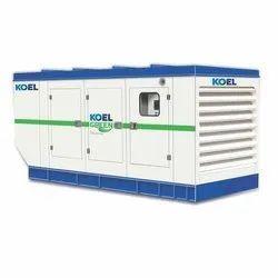 200 Kva KOEL KG1-200WS Silent Diesel Generator