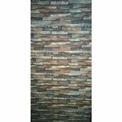 Ceramic Mosaic Gloss Front Elevation Tiles, For Wall, Thickness: 10-15 mm