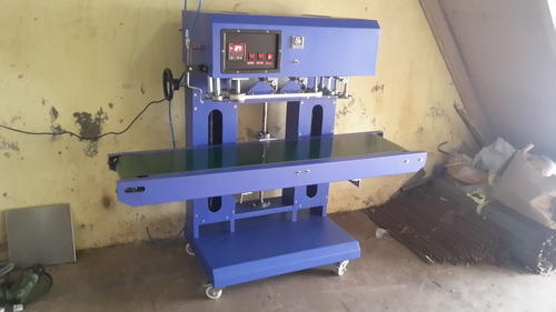 Continuous Band Sealing Machine - 50 Kg Laminate Bag