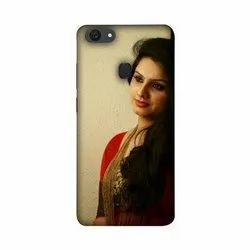 Plastic Photo Printed Mobile Cover
