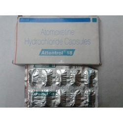 Atomoxetine Tablets, 1 X 10 Tablets, Packaging Type: Strips