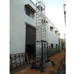 Aluminum Trolley Extension Tower Ladder