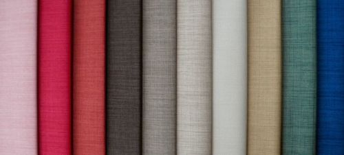 Plain Roller Blinds Fabric, GSM: 0-100, Rs 14 /square feet ...