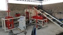 Automatic Hydraulic Brick Making Machine, 7.5 Hp