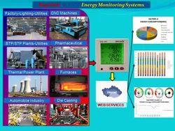 Rapidtek Controls Three Energy Monitoring / Energy Management System, Model Name/number: Rptk-em-01, 415