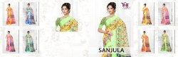Sanjula 2 Tapadiya Patta Saree