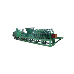 Coco Peat Block Making Machine