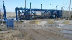 Heavy Duty Cantilever Sliding Gate