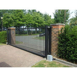 Platinum Automatic Sliding Gate