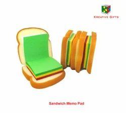Sandwich Memo Pads
