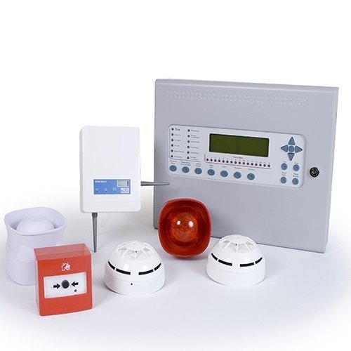 Office,Industrial Karsan Wireless Fire Alarm System