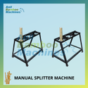 Manual Bamboo Splitting Machine