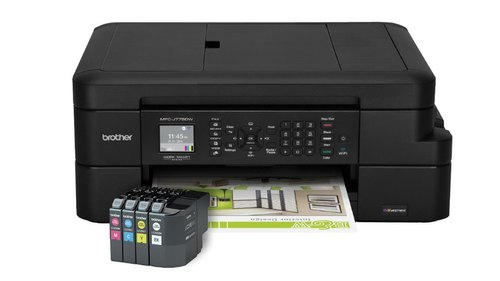 Laser BROTHER PRINTER DCP2520D for Printing