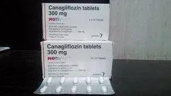 Canagliflozin 300 Mg