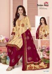 Patidar Maharani Vol-1 Printed Cotton Dress Catalog