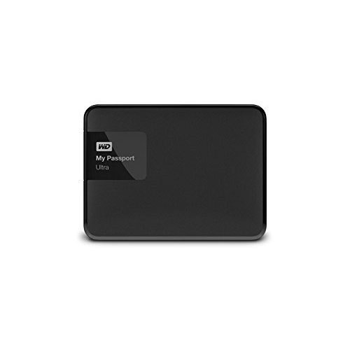 Wd External Hdd 4tb Passport