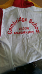 School Uniform White T Shirt