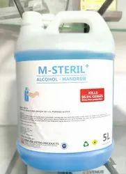 M - Steril Hand sanitizer