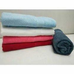 Mauria Plain Cotton Dobby Towels