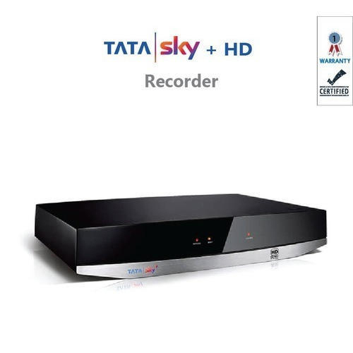 Tata Sky Hd Recorder With Sports Dhamaka Pack At Rs 8620 Month