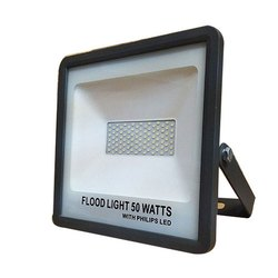 50W Slim Flood Light With Philips LED