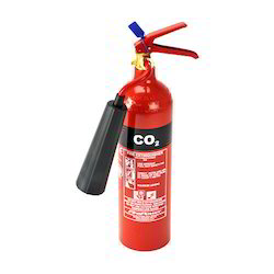 2 Kg CO2 Stored Pressure Type Fire Extinguisher