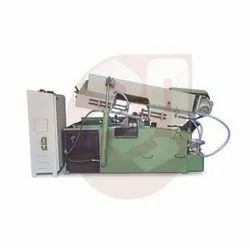 Semi And Fully Automatic Hinge Type Band Saw Machine