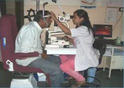 Eye Cornea Treatment Service