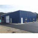 Mild Steel Warehouse Pre Engineered Building