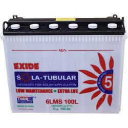 Exide Solar Tubular Battery