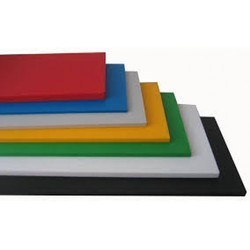 Multicolor Plain PVC Foam Sheet, Thickness: 5mm, For Industrial