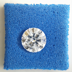 CVD Diamond 2.02ct G VS1 Round Brilliant Cut IGI Certified Stone