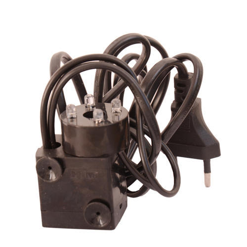 Small Motor Pump Amp Led Lights Cord For Indoor Table Top