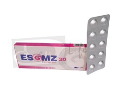 Esomeprazole Tablets 20 mg