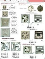 Industrial Exhaust Fans Repair Services