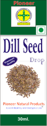 Dill Seed /Sowa Seed 30 Ml