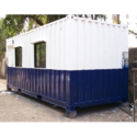 Mild Steel Portable Office Container