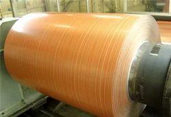 Color Coated Aluminium Coils