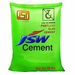 FMCS Certification For Portland slag cement
