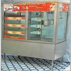 Popcorn Warmer Machine