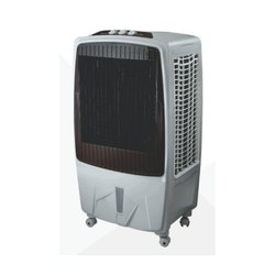 Sharptech Brown White China Tower Air Cooler Body