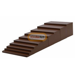 Montessori Brown Stairs