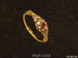 American Diamond Kada Jewellery