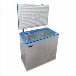 Single Door Chest Freezer