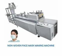 Surgical Blank Face Mask Making Machine
