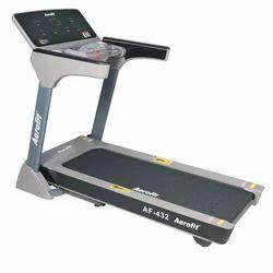 Motorized Treadmill AF-432
