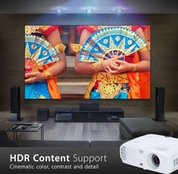 4K Home Theater Video Projector