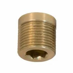 Brass Coller Plug